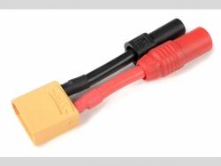Power Adapterkabel - XT-90 Stecker  AS-150 + XT-150 Buchse..
