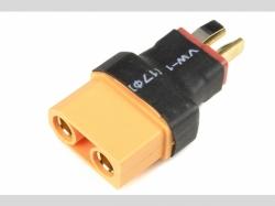 Power Adapter-Stecker - Deans Buchse  XT-90 Buchse - 1 St