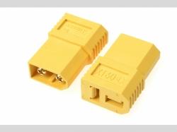 Power Adapter-Stecker - XT-60 Stecker  Deans Buchse - 2 St