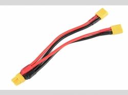 Power V-Kabel - Parallel - XT-30 - 14 AWG Silikon Kabel - ..