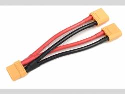 Power V-Kabel - Parallel - XT-90 - 10 AWG Silikon Kabel - ..