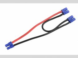 Power V-Kabel - Seriell - EC-2 - 14AW G Silikon Kabel - 12..
