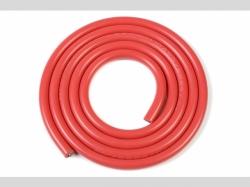 Silikon Kabel - Powerflex PRO+ - Rot - 10AWG - 2683/0.05 S..