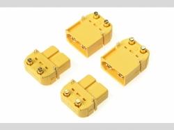 Steckverbinder XT-60PW S+B 2 Paare