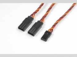 V-Kabel HD JR/Hitec 22AWG 15cm 1x