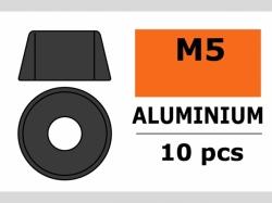 Unterlegscheibe M5 Zylind. Gun m. 10x