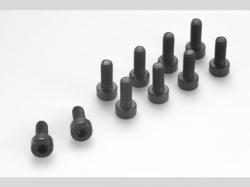 Zylinderschr. Sechskant M3X25 10x
