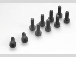 Zylinderschr. Sechskant M4X30 10x