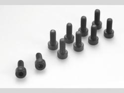 Zylinderschr. Sechskant M5X8 10x