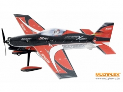 Multiplex BK Slick X360 Indoor Edition, rot Spw.930mm, RC-..
