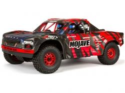 Arrma Mojave BLX6S 4WD Schwarz/Rot RTR 1:8 Brushless D.Tru..