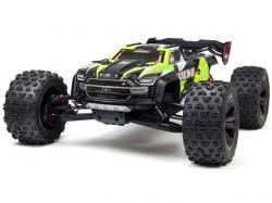 Arrma Kraton BLX8S 4WD Grün 1:5 Brushless Speed Monster Tr..