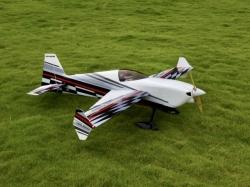 """Skywing Edge 540 V2 74"""" 1.88m Grau/Weiss/Schwarz ARF"""