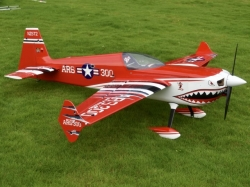 "Skywing ARS 300 91"" 2.3m Rot/Schwarz/Weiss ARF"