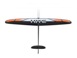 Kite CFK Weiss/Orange PNP F3K/DLG 1490mm inkl. Schutztaschen