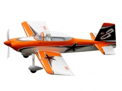 Premier Aircraft RV-8 1.93m Super PNP Night Orange mit Aur..