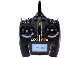 Spektrum DX8e Air Einzelsender DSMX 8-Kanal 2.4GHz Smart T..
