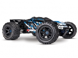 Traxxas E-Revo Blau VXL-6S Brushless 1:8 TQi 115km/h 4WD A..