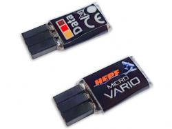 HEPF Micro Vario unterstützt Jeti / Futaba / Graupner usw.