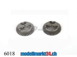 ZDRacing 6018 Differential Tellerrad 38 Zähne