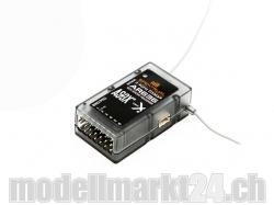 Spektrum AR636 DSMX AS3X 6-Kanal Empfänger