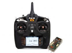 Spektrum Air NX6 6CH DSMX Sender mit AR6610T