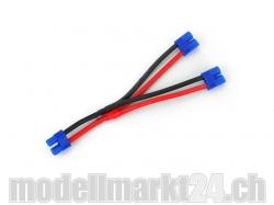 Y-Kabel EC3 (E-Flite) Parallel 10cm 13GA