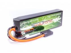 SWAY-TRX LiPo 2S 7.4V 5800mAh 45C/90C TRX