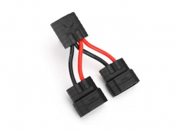 """Batterikabel Y-Kabel Traxxas Parallel """"NiMh only"""" 16AWG"""