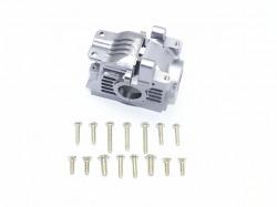 Aluminum Rear Gear Box Silbergrau -17Pc Set von GPM-Racing