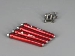 Extremeflight-Rc Einstellbarer Motorhalter, 83mm - 60mm