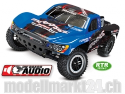 "Traxxas SLASH Racing Edition ""On-Board Audio"" 2WD RTR Shor.."