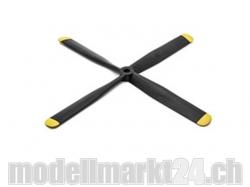 E-Flite 4-Blatt Propeller 9.8x6