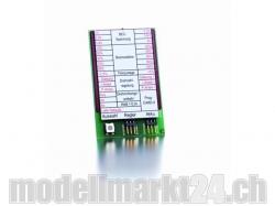 Kontronik ProgCard 2 für JIVE Spezialeinstellungen