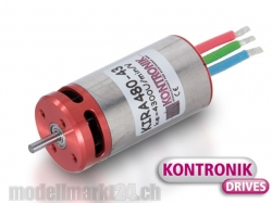 Kontronik Kira 480-31 Innenläufer Brushless Motor