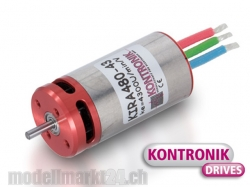 Kontronik Kira 480-34 Innenläufer Brushless Motor