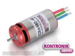 Kontronik Kira 480-38 Innenläufer Brushless Motor