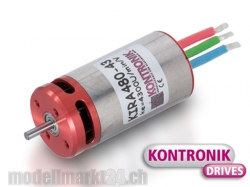 Kontronik Kira 480-50 Innenläufer Brushless Motor