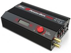 HiTec Netzteil ePowerBox 50A / 1200W AC/DC mit CH-Stecker