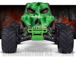 Traxxas Skully 1:10 Monster Truck RTR grün