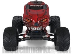 Traxxas Craniac 1:10 Monster Truck RTR rot