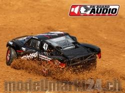 "Traxxas SLASH Mike Jenkins Edition ""On-Board Audio"" 2WD RT.."