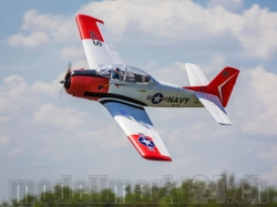 E-Flite Carbon-Z T-28 Trojan Spw. 1'980mm BNF Basic with A..