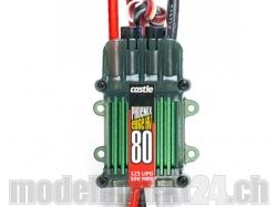 Castle Phoenix Edge HV 80A 12S Brushless ESC