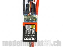 Castle Phoenix Edge Lite HV 120A 12S Brushless ESC