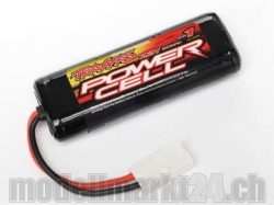 Traxxas Power-Cell NiMh-Akku 1200mAh 7,2V Molex Mini, 6 Ze..