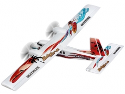 "Multiplex Twinstar BL ""Summertime"" RR Spw.1420mm, RC Model.."