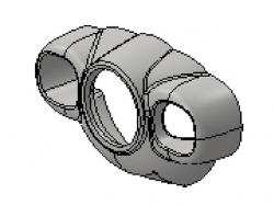 Motorhaube FunCub XL von Multiplex