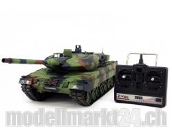Panzer Leopard 2A6 Panzer 2.4 GHz 1/16 Torro-Edition , Sch..