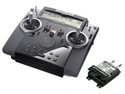 Multiplex Fernsteuerung PROFI TX16 MLINK, Set, 2,4 GHz